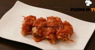 L'Italia a morsi - ricetta Calamari ripieni di Chiara Maci