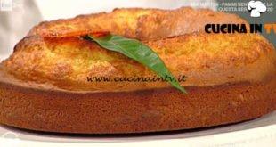 Geo - ricetta Ciambellone all'olio e arance di Cristina Scappaticci