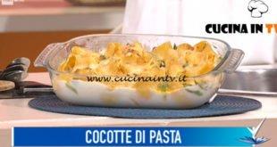 Detto Fatto - ricetta Cocotte di pasta di Matteo Torretta