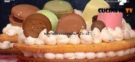 La Prova del Cuoco - ricetta Cream Tart di Natalia Cattelani