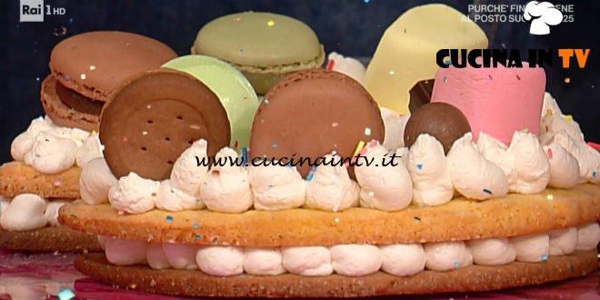 La Prova del Cuoco | Cream Tart ricetta Natalia Cattelani