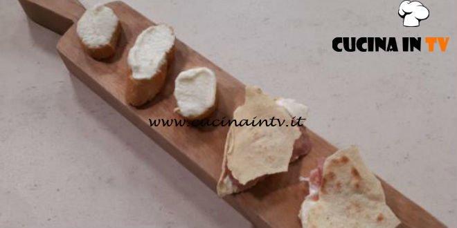 Cotto e mangiato - Crema di pecorino ricetta Tessa Gelisio