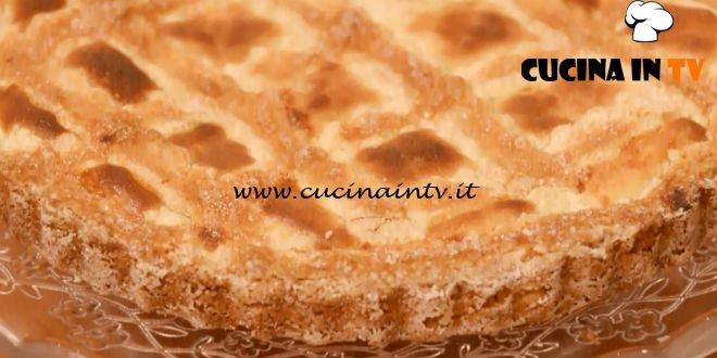 L'Italia a morsi - ricetta Crostata di ricotta di Chiara Maci