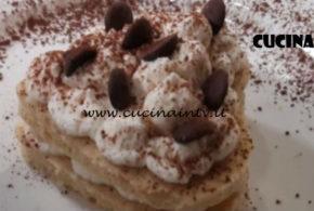 Cotto e Mangiato | Cuore di panna e cioccolato ricetta Tessa Gelisio