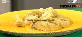 Geo | Gnocchi di semolino ai broccoli ricetta Diego Scaramuzza