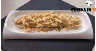 Cotto e mangiato - Insalata con maionese vegana ricetta Tessa Gelisio