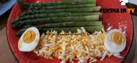 Geo - ricetta Mimosa d'uovo con asparagi verdi di Luca Torresan