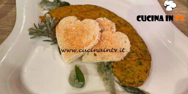 La Prova del Cuoco - ricetta Omelette alle erbe aromatiche di Cinzia Fumagalli