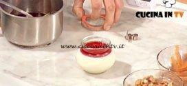 Geo - ricetta Panna cotta con riduzione di vino rosso di Giovanni Dell'Agnese