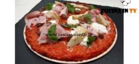 Cotto e mangiato - Pizza di riso ricetta Tessa Gelisio
