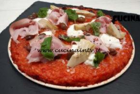 Cotto e Mangiato | Pizza di riso ricetta Andrea Mainardi