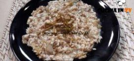 Cotto e mangiato - Risotto con carciofi e salsiccia ricetta Tessa Gelisio