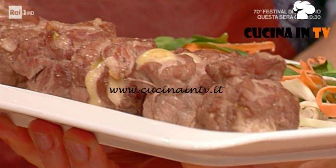 La Prova del Cuoco | Saccottini di girello ricetta Fabrizio Nonis