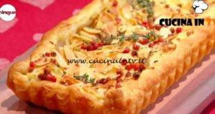 Mattino Cinque - ricetta Torta salata al formaggio di capra di Samya