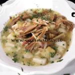 Geo - ricetta Zuppa di carciofi patate e topinambur di Stefania Grandinetti