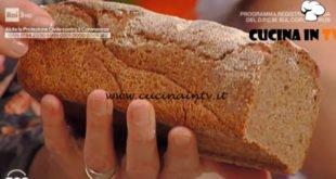 Geo - ricetta Pane di segale al vin brulè di Raffaele D'Errico