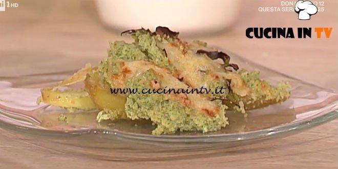 La Prova del Cuoco - ricetta Parmigiana d'inverno di Massimo Malantrucco