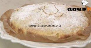 Cotto e mangiato - Torta con polenta avanzata ricetta Tessa Gelisio