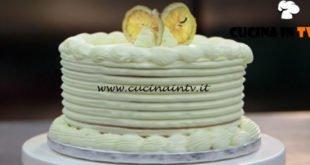 Il dolce mondo di Renato - ricetta Torta delizia al limone di Renato Ardovino