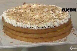 Cotto e mangiato - Torta mimosa ricetta Tessa Gelisio