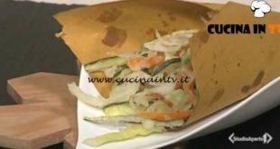 Cotto e mangiato - Verdure in tempura ricetta Tessa Gelisio