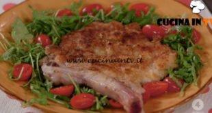Ricette all'italiana - ricetta Cotoletta alla milanese di Anna Moroni