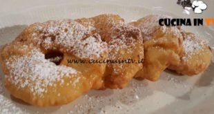 Geo - ricetta Frittelle di mele di Diego Scaramuzza