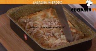 Ricette all'italiana - ricetta Lasagna al brodo di Anna Moroni