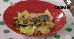 Ricette all'italiana - ricetta Maltagliati allo zafferano di Anna Moroni