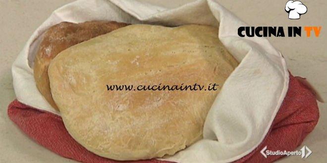 Cotto e mangiato - Pane fatto in casa ricetta Tessa Gelisio