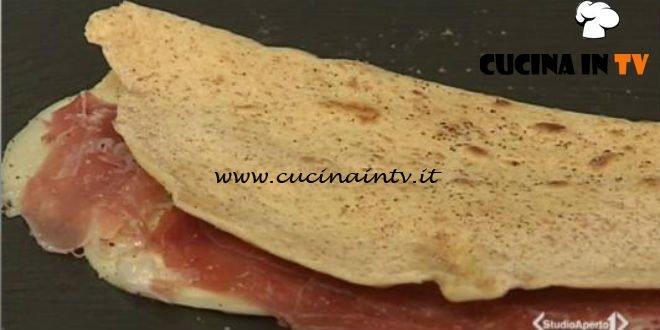 Cotto e mangiato - Piadina senza strutto ricetta Tessa Gelisio
