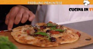 Ricette all'italiana - ricetta Pizza al padellino alla piemontese di Anna Moroni