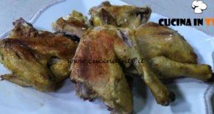 Cotto e mangiato - Pollo alla diavola ricetta Tessa Gelisio