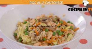 Ricette all'italiana - ricetta Riso alla cantonese di Anna Moroni