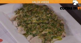 Ricette all'italiana - ricetta Salsa verde di Anna Moroni
