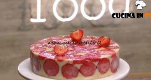 Ricette di un sognatore - ricetta Torta alle fragole di Damiano Carrara