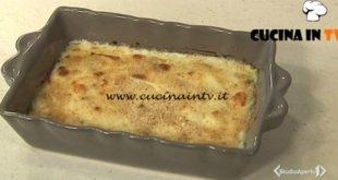 Cotto e mangiato - Torta salata verdure e formaggi ricetta Tessa Gelisio
