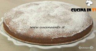 Cotto e mangiato - Torta soffice al mascarpone ricetta Tessa Gelisio
