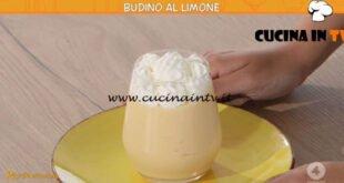Ricette all'italiana - ricetta budino al limone di Anna Moroni