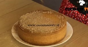 Giusina in cucina - ricetta Cassata siciliana al forno di Giusina Battaglia