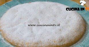 Fatto in casa per voi - ricetta Crostata ricotta e gocciole di cioccolato di Benedetta Rossi