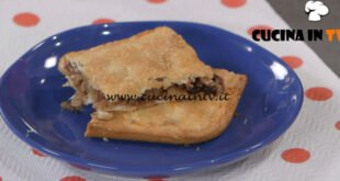 Ricette all'italiana - ricetta Crostata strudel di Anna Moroni