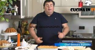 Gateau di patate ricetta Gennaro Esposito da Domenica in