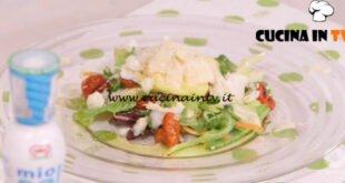 Ricette all'italiana - ricetta Insalata di baccalà con vinagrette al limone di Anna Moroni