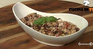 Cotto e mangiato - Insalata di farro e patate ricetta Tessa Gelisio