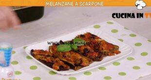 Ricette all'italiana - ricetta Melanzane a scarpone di Anna Moroni