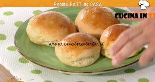 Ricette all'italiana - ricetta Panini fatti in casa di Anna Moroni