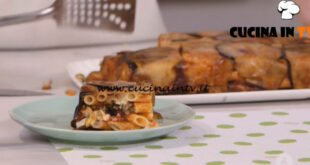 Ricette all'italiana - ricetta Pasta al forno con melanzane di Anna Moroni