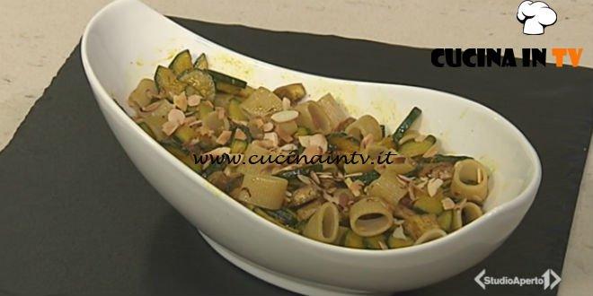 Cotto e mangiato - Pasta fredda all'insalata ricetta Tessa Gelisio