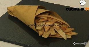 Cotto e mangiato - Piadina fritta ricetta Tessa Gelisio